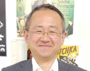 尾添 秀則 Hidenori Ozoe