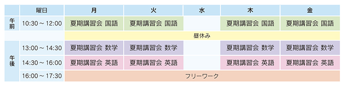 startdash_timetable_2017_07